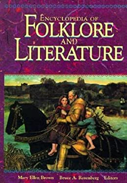 Encyclopedia of Folklore and Literature 9781576070031