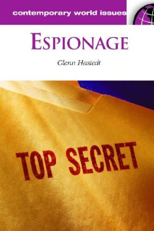 Espionage: A Reference Handbook 9781576079508