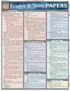 Essays & Term Papers Laminate Reference Chart