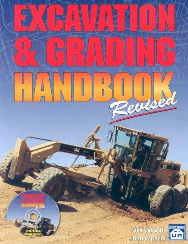 Excavation & Grading Handbook [With CD-ROM] 9781572181731
