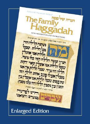 Family Haggadah - Enlarged Edition 9781578197385