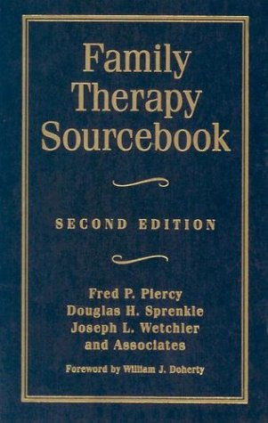 Family Therapy Sourcebook, Second Edition 9781572301504