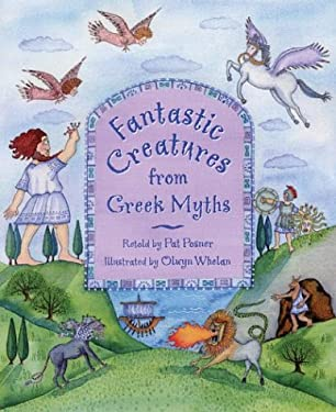 Fantastic Creatures from Greek Myths 9781577685074