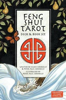 Feng Shui Tarot Deck & Book Set 9781572814929
