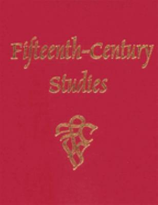 Fifteenth-Century Studies Vol. 30 9781571133090