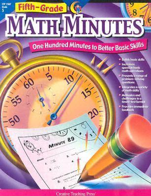 5th Grade Math Minutes 9781574718164