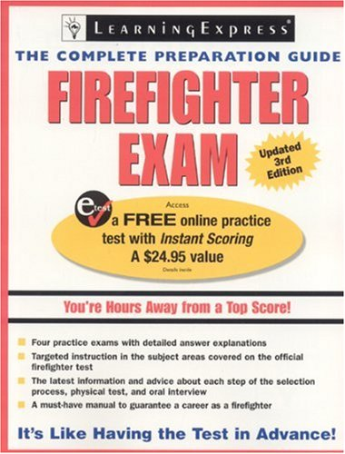 Firefighter Exam 9781576855706