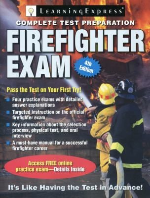Firefighter Exam [With Access Code] 9781576856710