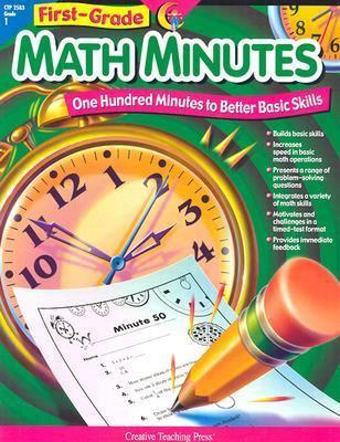 1st-Grade Math Minutes 9781574718126