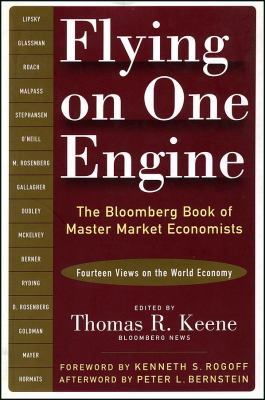 Flying on One Engine: The Bloomberg Book of Master Market Economist: Fourteen Views on the World Economy 9781576601761