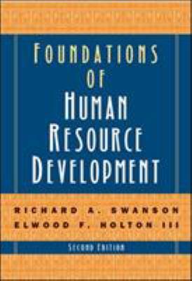 Foundations of Human Resource Development - 2nd Edition
