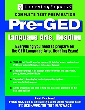 GED Test Skill Builder: Language Arts, Reading 9781576857953
