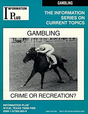 Gambling: Crime or Recreation? 9781573020633