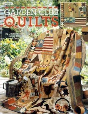 Garden Club Quilts 9781574862515