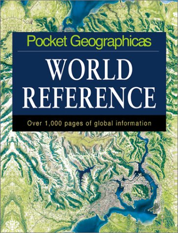 Geographica's World Reference 9781571456601