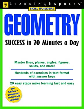 Geometry Success in 20 Minutes a Day 9781576855263