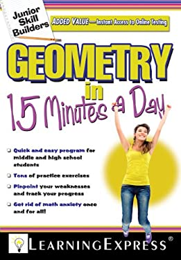 Geometry in 15 Minutes a Day 9781576857663
