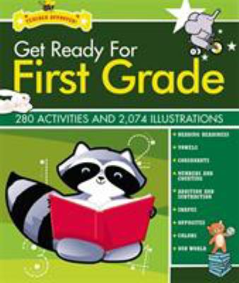 Get Ready for First Grade 9781579128692