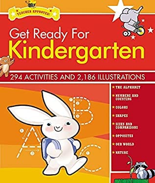 Get Ready for Kindergarten 9781579128685