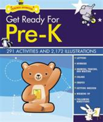 Get Ready for Pre-K 9781579128708