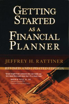 Getting Started as a Financial Planner 9781576603574