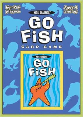 Go Fish Card Game: Part of Kids Classics Series 9781572813083