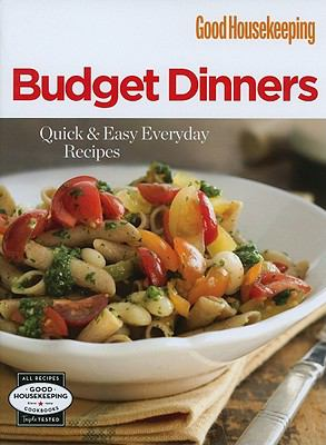 Budget Dinners: Quick & Easy Everyday Recipes 9781572156180