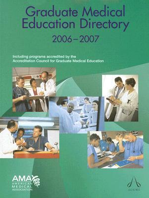 Graduate Medical Education Directory 9781579477578