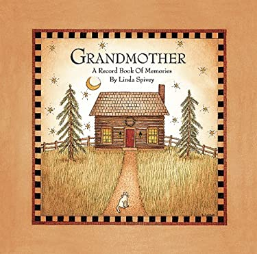 Grandmother: A Record Book of Memories 9781579771096