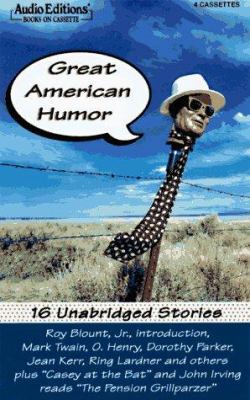 Great American Humor: 15 Complete Stories 9781572700413