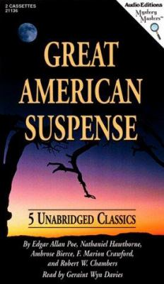 Great American Suspense 9781572701366