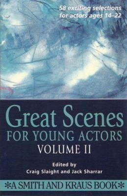 Great Scenes for Young Actors 9781575251073