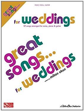 Great Songs... for Weddings 9781575609560