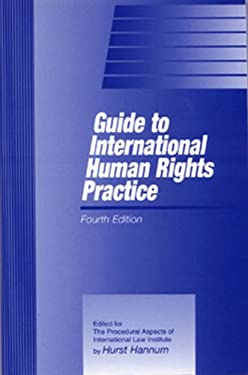 Guide to International Human Rights Practice 9781571053206