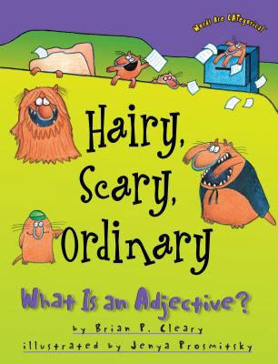 Hairy, Scary, Ordinary: What Is an Adjective? 9781575055541