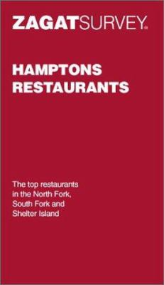 Hamptons Restaurants 9781570064036