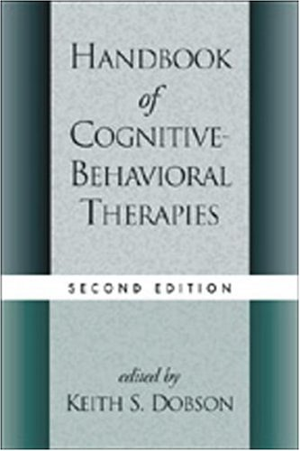Handbook of Cognitive-Behavioral Therapies, Second Edition 9781572306011