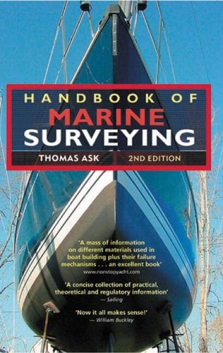 Handbook of Marine Surveying 9781574092493