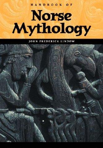 Handbook of Norse Mythology 9781576072172