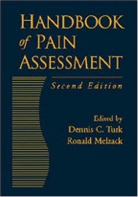 Handbook of Pain Assessment, Second Edition 9781572304888