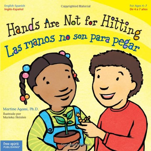 Hands Are Not for Hitting / Las Manos No Son Para Pegar 9781575423104