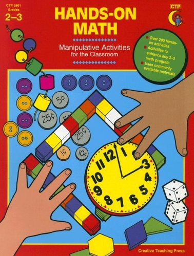 Hands-On Math: Manipulative Activities for the 2-3 Classroom 9781574714241