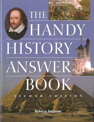 Handy History Answer Book 9781578591701