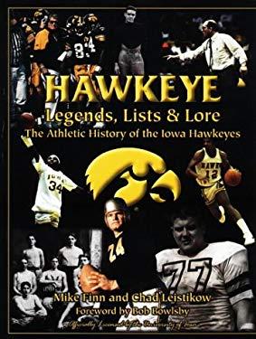 Hawkeye Legends, Lists, & Lore 9781571671783