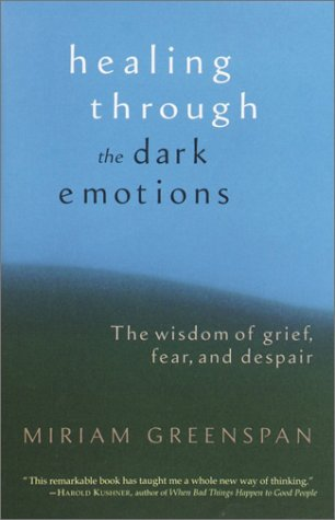 Healing Through the Dark Emotions: The Wisdom of Grief, Fear, and Despair 9781570628771