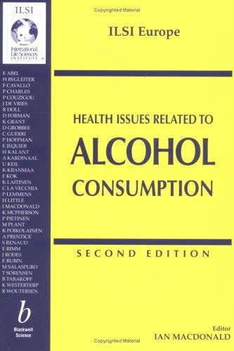 Health Issues Related to Alcohol Consumption 9781578810628