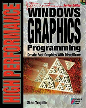 High Performance Windows Graphics Programming: Your High-End Guide for Creating Fast, High-Impact Graphic with Microsoft's DirectDraw API 9781576101483