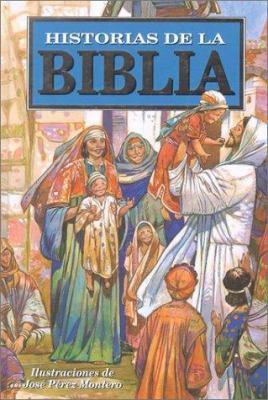 Historias de la Biblia = The Children's Bible Story Book 9781576977453