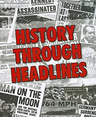 History Through Headlines 9781572156616