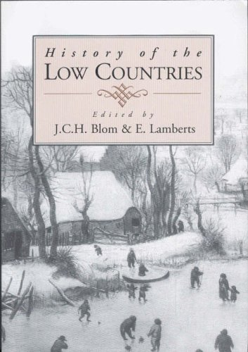 History of the Low Countries 9781571810854
